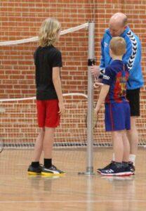Start på badminton for børn og unge @ Tornby Hallen, den store hal | Hirtshals | Danmark